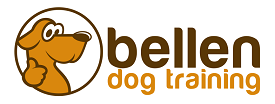 bellen dog training Logo